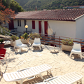 Villa Europa Relax areas and parking - Elba Island 13