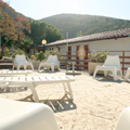 Villa Europa Relax areas and parking - Elba Island 14